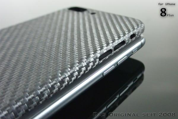 Carbon Cover iPhone 8 Plus