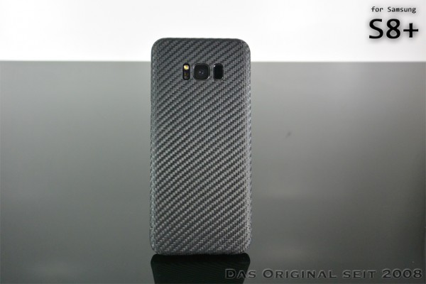 Magnetic Carbon Cover Samsung S8+