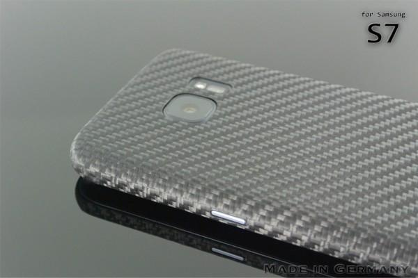 Carbon Cover Samsung S6 edge